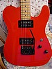 Schecter Telecaster Pete Townshend Red