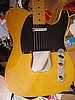 Fender Telecaster JV '52 RI Butterscotch Blonde