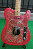 Fender Japan PINK PAISLEY MIJ 1994 w/ HARD CASE