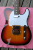 Fender Japan '62 Telecaster Custom Sunburst Excellent Cond. USA Parts