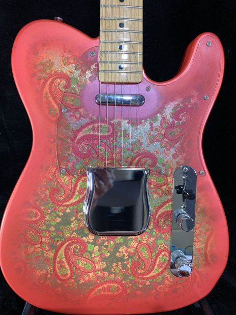 Fender Telecaster Pink Paisley 2004